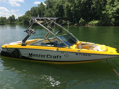 mastercraft boat yellow mastercraft x2 2009 for sale for 40 000 boats from usa