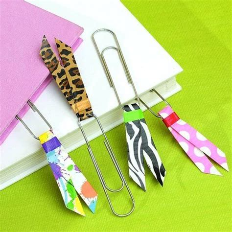 30 washi tape projects artsy fartsy mama 25 best ideas about duct tape bookmarks on pinterest