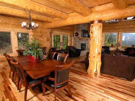 log home interior pictures 1000 ideas about log home bathrooms on pinterest log