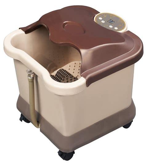 bathtub massager foot spa bath massager heated tub reflexology bubbles