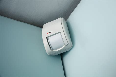 the workings and uses of a security system motion sensor