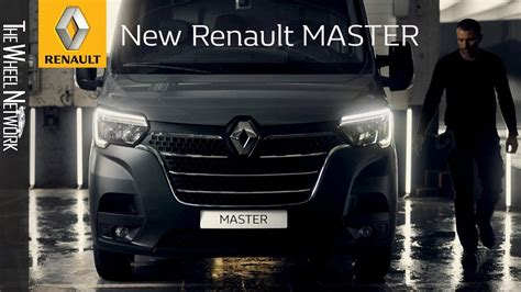 2019 Renault Master by New Renault Master 2019 Facelift