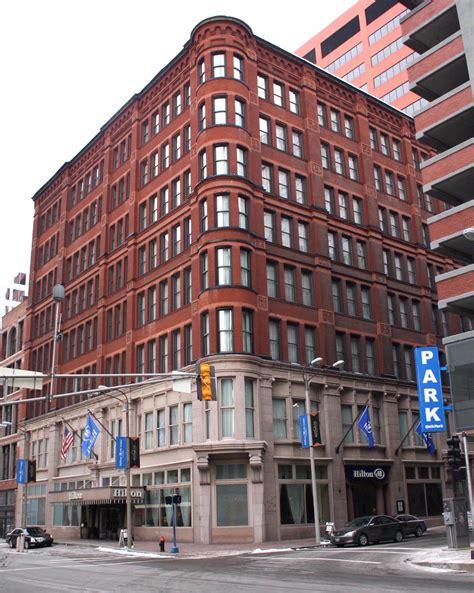 merchants laclede building city landmark 95