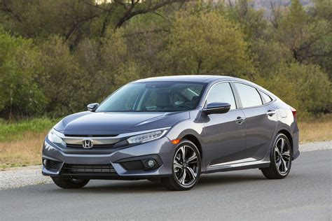 honda civic 2016 coupe 2016 honda civic reviews and rating motor trend
