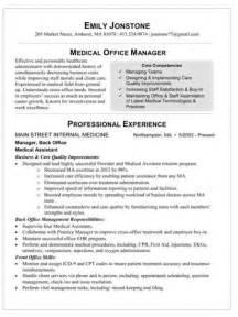 practice administrator resume 2