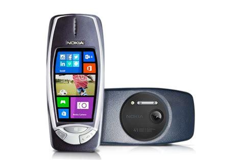 Nokia 3310 Windows legendarna nokia 3310 wraca w nowej wyj艱tkowej ods蛯onie z