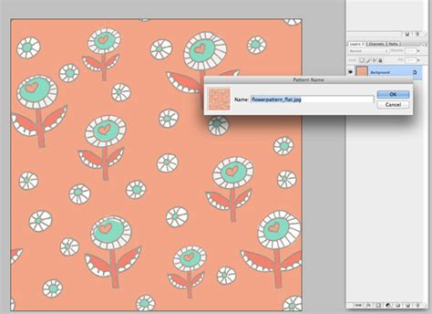 Pattern Making In Photoshop | let s create a repeat pattern in photoshop oh my handmade