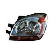 2005 2008 kia sportage front headlight right passenger