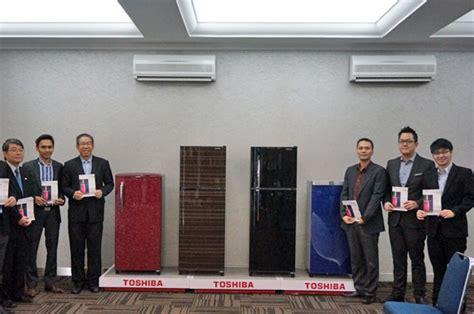 Lemari Es Toshiba Glacio Grand toshiba perkenalkan varian terbaru lemari es glacio
