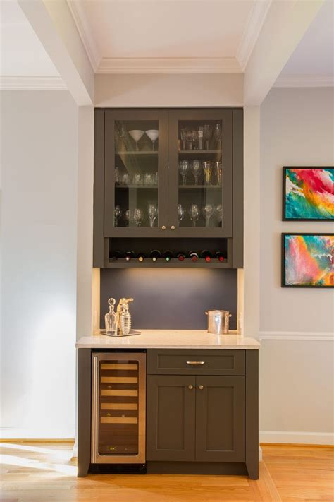 Built In Bar Cabinets 15 Best Ideas About Built In Bar On Bar Cabinets Built In Cabinets And Basement