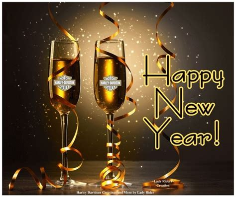 harley davidson happy new year images 1000 images about harley davidson on merry