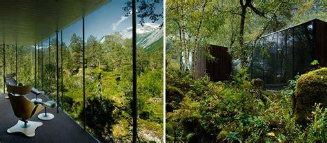 juvet landscape hotel ex machina norway s juvet landscape hotel