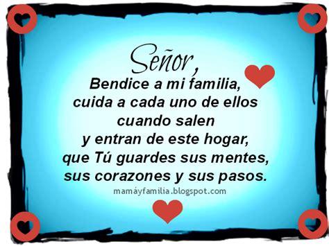 imagenes de dios cuida a mi familia se 241 or mi dios bendice a mi familia oraci 243 n corta por mi