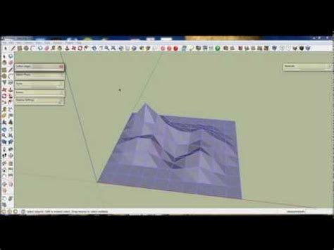 drape tool sketchup full download sketchup 8 sandbox tools using the st