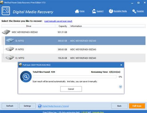 data recovery tool full version minitools power data recovery free download full version