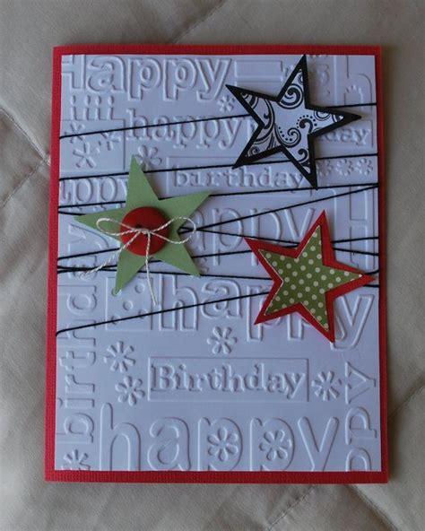 Masculine Handmade Cards - handmade greeting card handmade birthday card card
