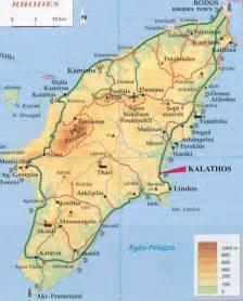 Rhodes Greece Map by Rhodes Junglekey Com Wiki