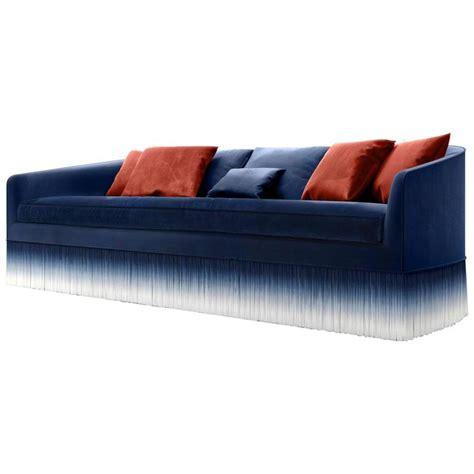 lorenza sofa moooi amami sofa by lorenza bozzoli in blue light grey or
