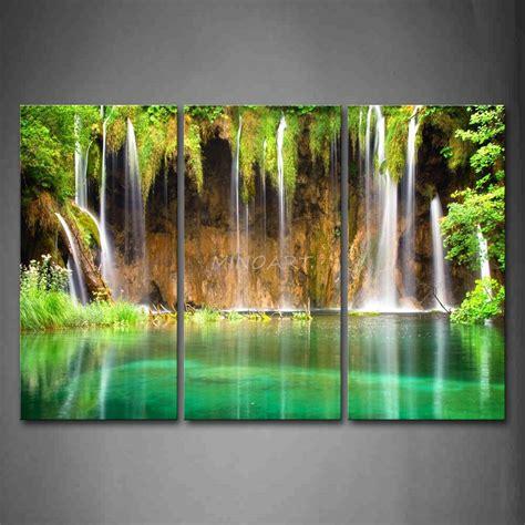 tropical wall art floors doors interior design waterfall wall art floors doors interior design