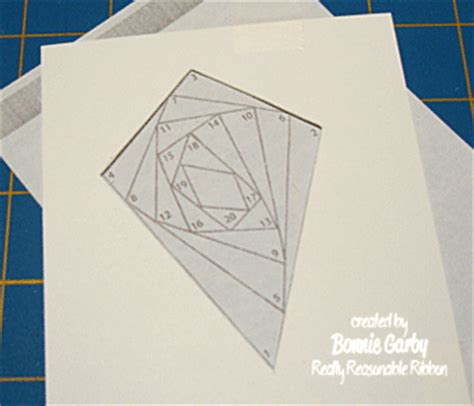 Iris Folding Papers - may 2012 make time to craft