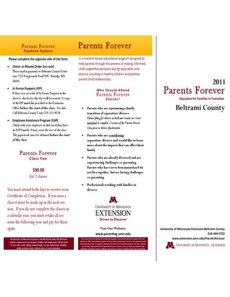 Beltrami County Court Calendar Parents Forever Beltrami County Free