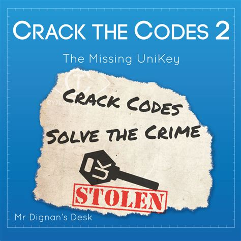 Cracking The Code 2 by Code Cracking The Codes 2 Teach In A Box