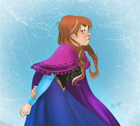 23 frozen 2013 movie wallpaper photos collections france frozen anna by nini pooh on deviantart