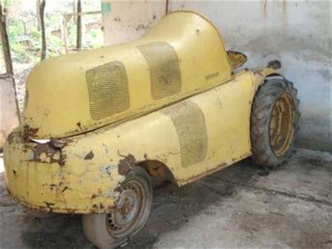 Porsche P 312 by 1954 Allgaier Porsche P 312 Tractorshed