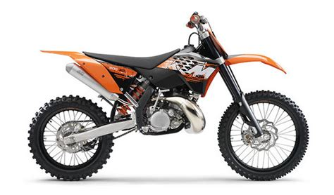 2009 Ktm 200 Xc Review 2008 Ktm 200 Xc And Xc W Motorcycle Review Top Speed