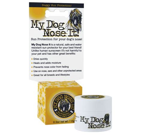 sunblock for dogs sunscreen for noses