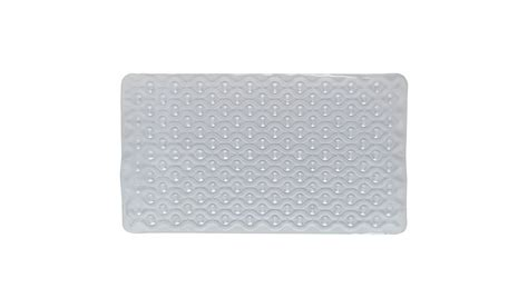 Clear Rubber Mats by George Home Clear Rubber Mat Towels Bath Mats George