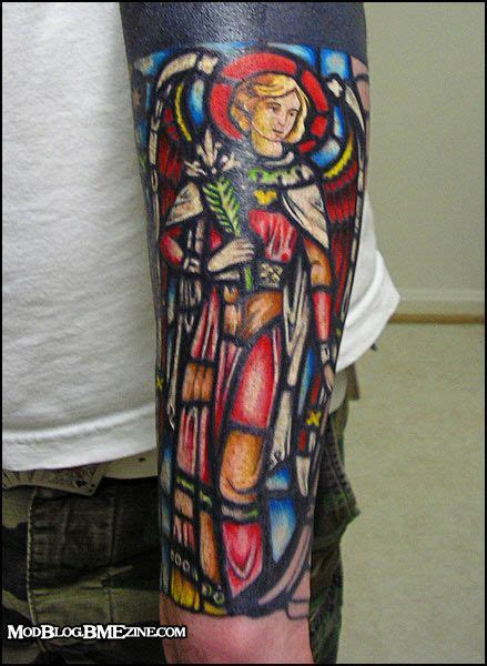 stained glass tattoo google search tattoos idea s