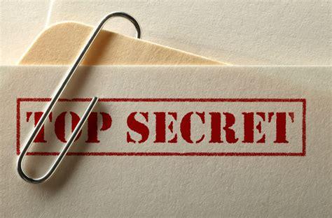 secret reveal the secret revealed
