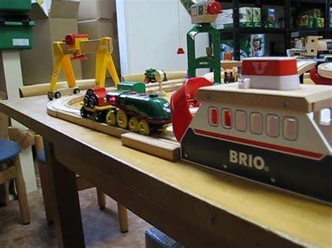 brio ferry brio railway ferry network youtube