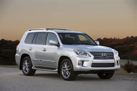 lexus suv 2013 lexus lx 570 luxury suv an overview machinespider com