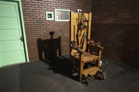 electric chair the shocking about the electric chair