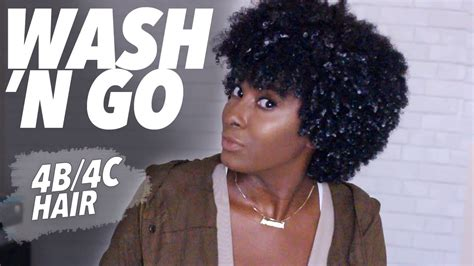 my defined wash and go on 4c 4b natural hair youtube wash n go not ideal on my 4b 4c natural hair youtube