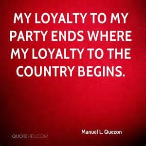 Quotes About L by Manuel L Quezon Quotes Quotehd