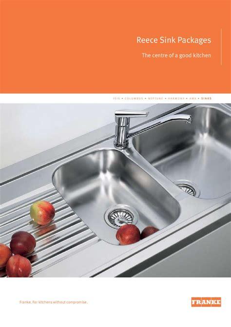 Reece Sink by Reece Frankes Sinks By Tashome Issuu