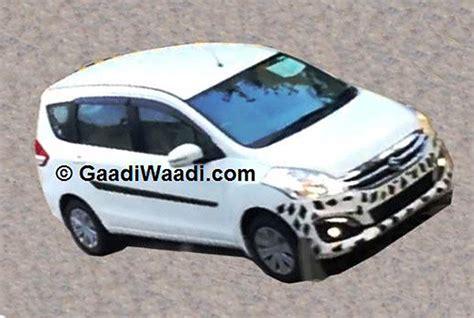 New Suzuki Ertiga Garnish Belakang Chrome Jsl Model Platinum gambar suzuki ertiga facelift 2015 bocor