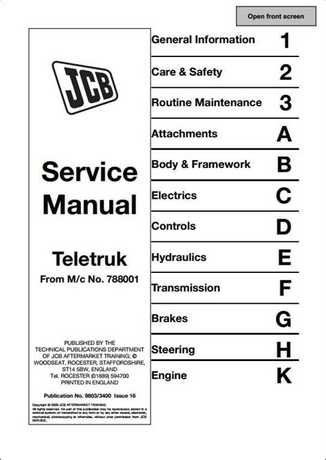 service manual do it yourself repair and maintenance 1993 chevrolet blazer service manual do jcb teletruk from m c no 788001 skid steer loader service repair manual a repair manual store