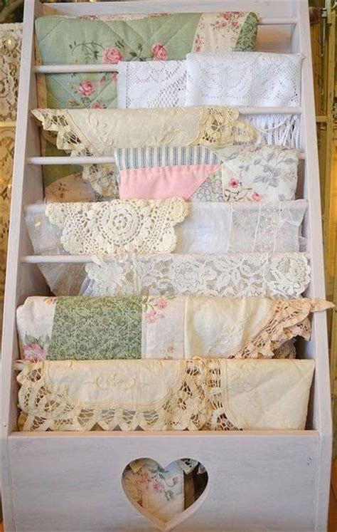 shabby chic display for doily s tablecloths and quilts pictures photos and images for