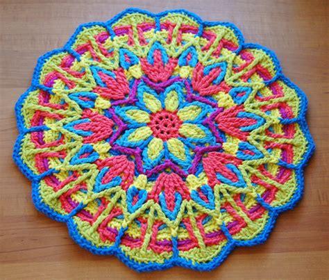 crochet mandala crochet mandala on mandalas crochet mandala