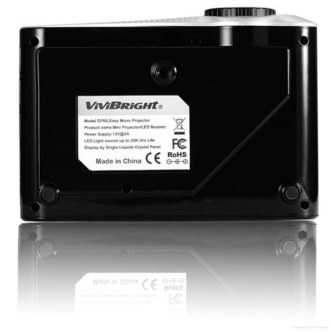 Proyektor Gp8s vivibright newest gp8s projector mini home theater