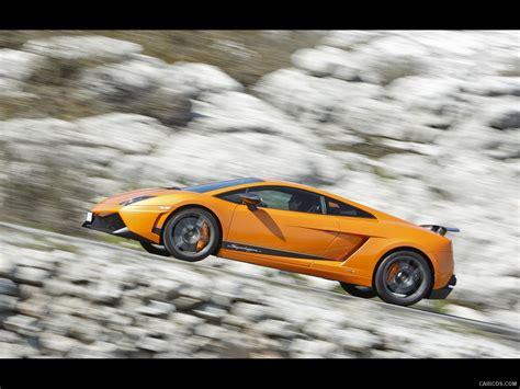 Lamborghini Gallardo Lp 570 4 Superleggera Lamborghini Gallardo Lp 570 4 Superleggera 2011 Side