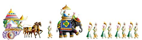 indian barat clipart wedding baraat clipart two png images transparent