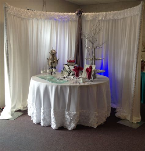 drapes rental allcargos tent event rentals inc curved pipe drape