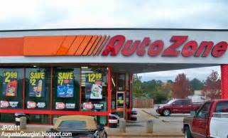 Auto Zone Augusta Richmond Columbia Restaurant Bank Attorney