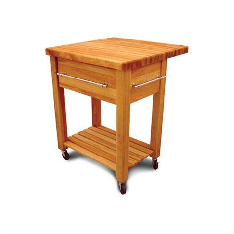 grand butcher block kitchen island cart catskill craftsmen french country butcher block work table