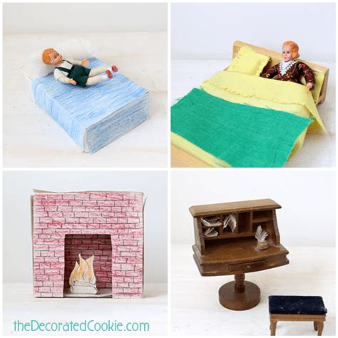 diy doll house furniture diy dollhouse furniture